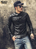 New Men Clothing Casual Slim Fit For Men