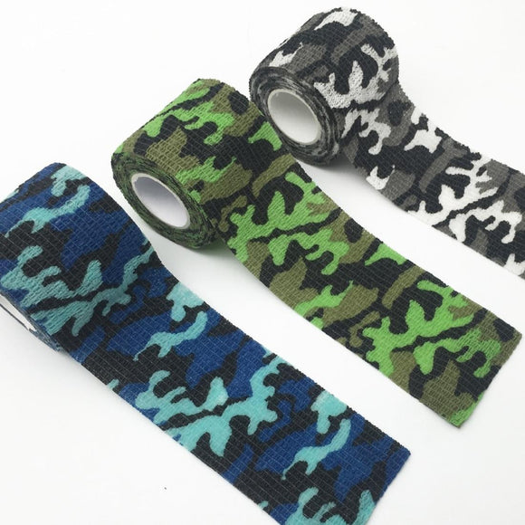 Camouflage Stealth Tape Waterproof