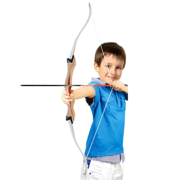 10-30lbs Children Wooden Archery Bow