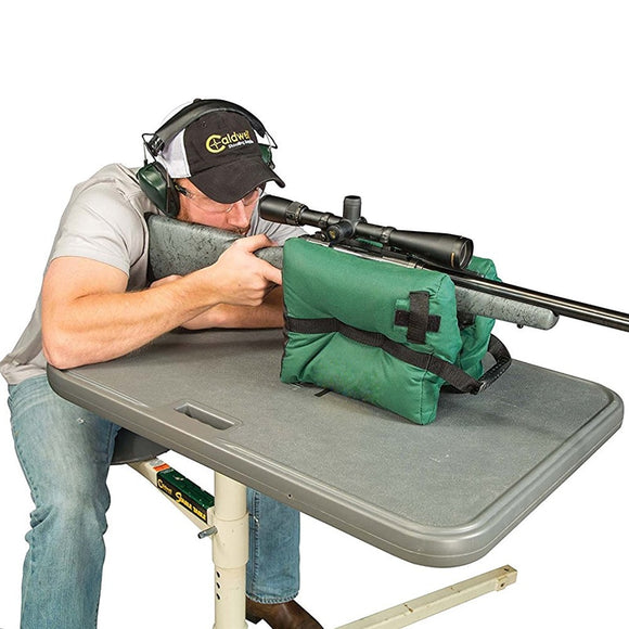 600D Green Tack Driver Hunting Shooting Bag