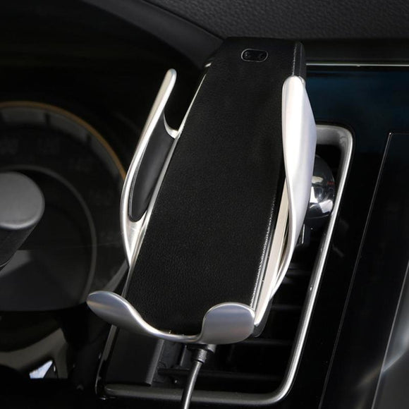 Car Automatic Charger and Holder For Mobile