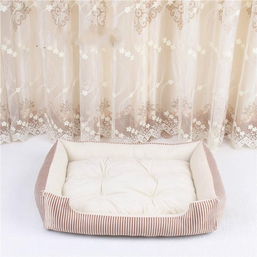 Product Picture Waterproof Cozy Dog Bed White