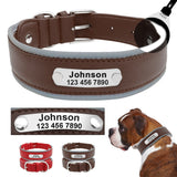 Product picture: Custom Leather Dog Collar