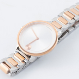 Two Tone Movado Bold Womens Watch