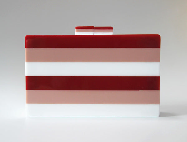 Red Candy Clutch
