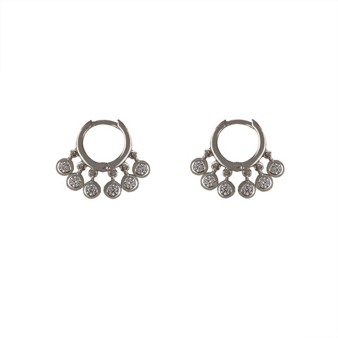 Sasha Mini Hoop Earring