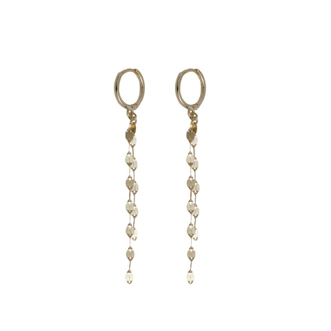 Ari Mini Hoop Earring