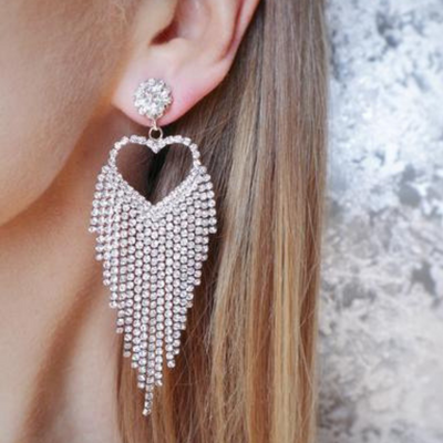 Candice Earrings - Statement jewellery by Radiant Riviera