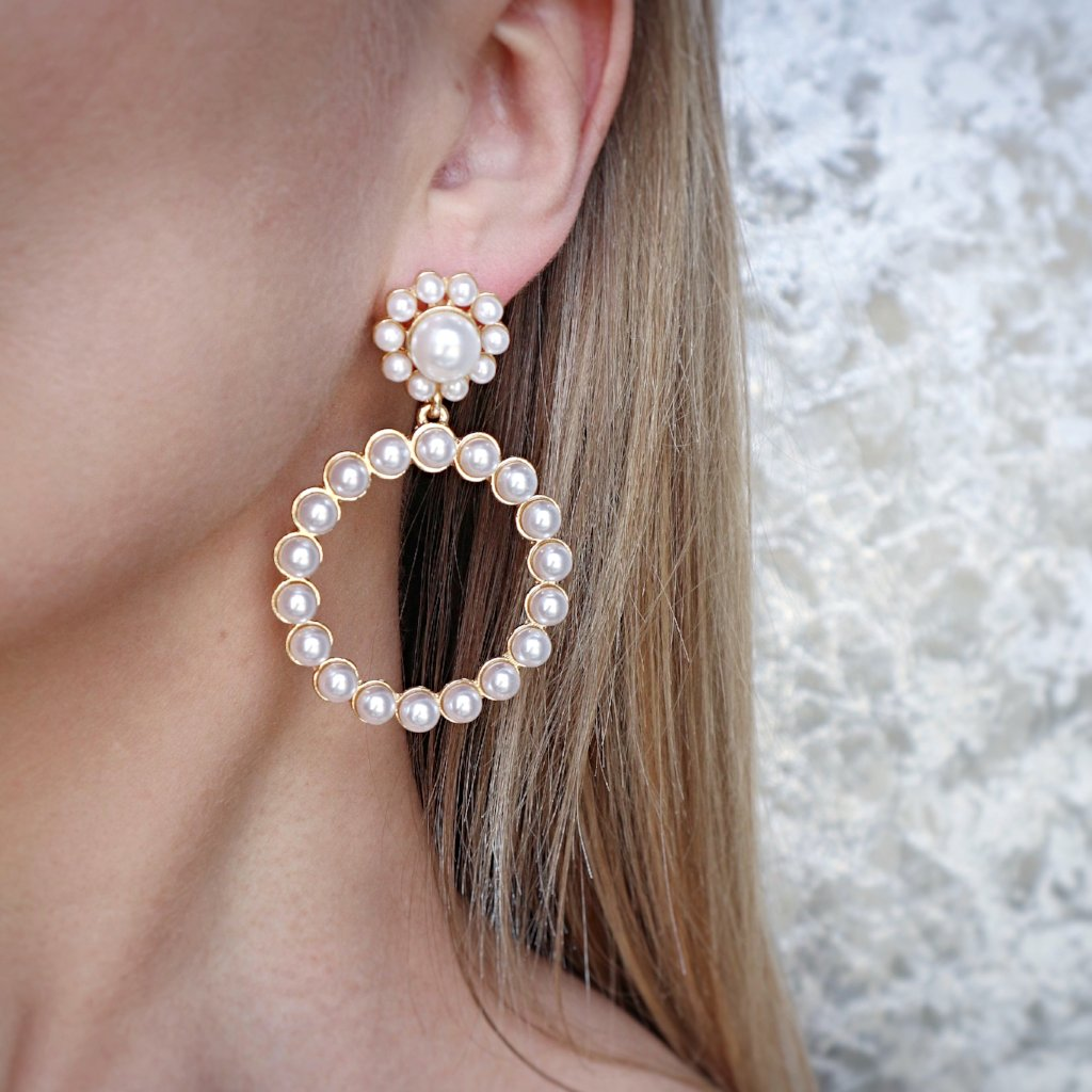 Emily Earrings - Statement jewellery by Radiant Riviera