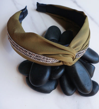 'Diana' Headbands - Statement jewellery by Radiant Riviera