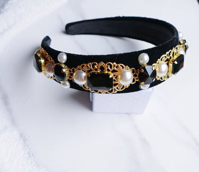 Libby Headband - Statement jewellery by Radiant Riviera