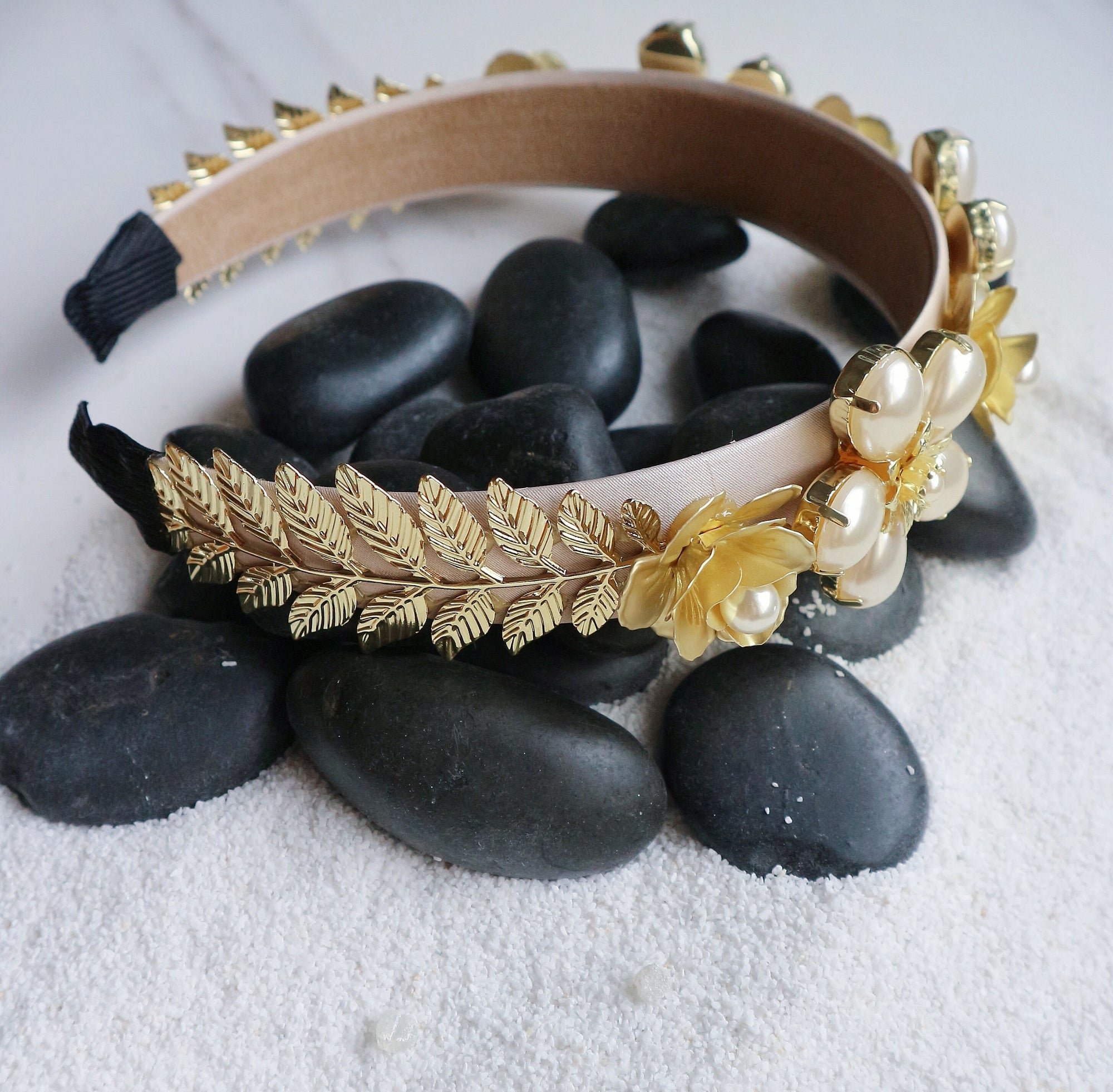 Gold Crown - Statement jewellery by Radiant Riviera