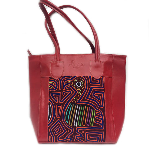 Tote Red