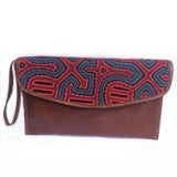 Mola Clutch Brown