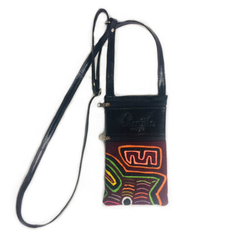 Small Mola Purse Black
