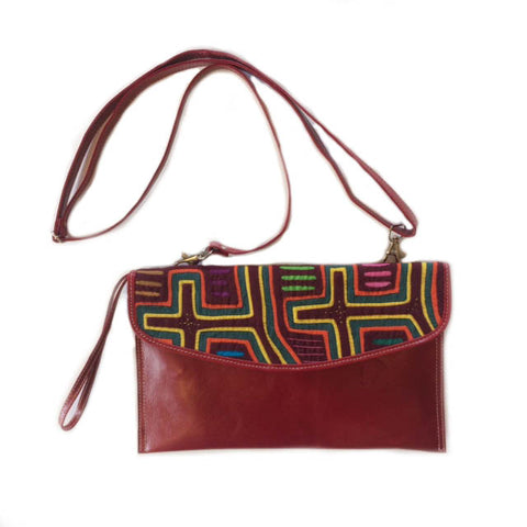 Mola Clutch Red