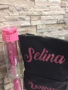 Personalised Make Up/Wash Bag - Selina Bikini