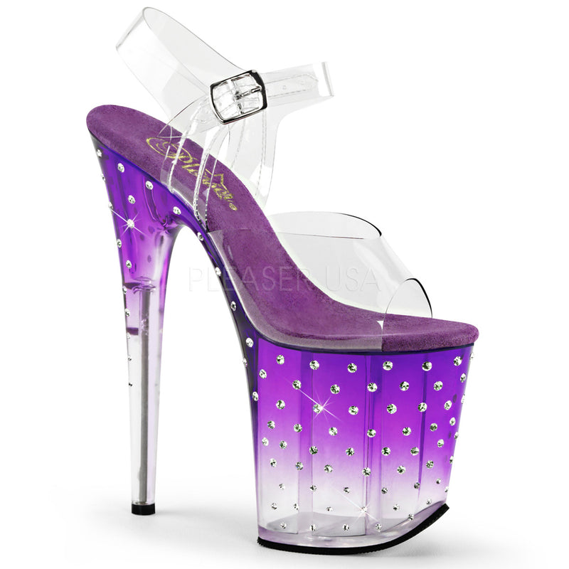 STARDUST 808T PURPLE SHOES - Selina Bikini