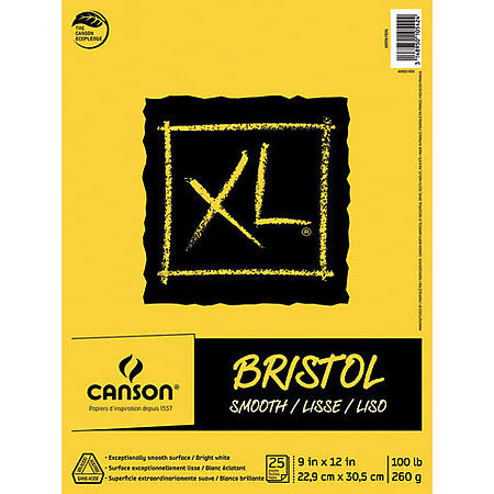 XL Bristol Pads Smooth