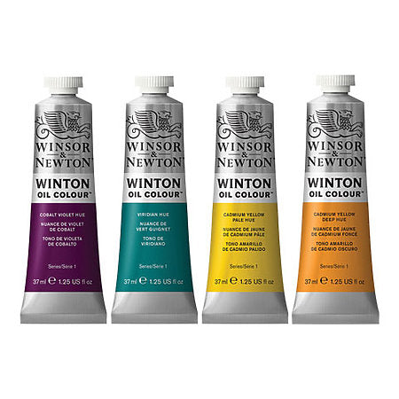 Winton Oil Colours 37ml