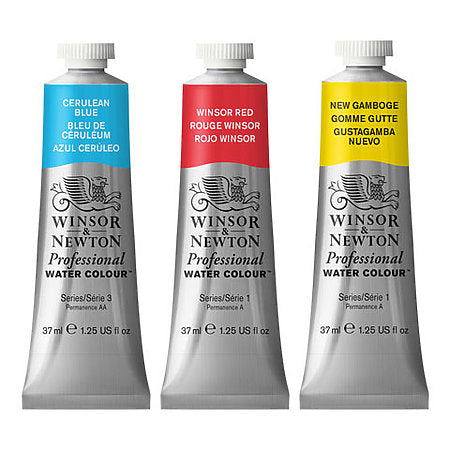 Winsor & Newton Professional Watercolor 14ml Tubes