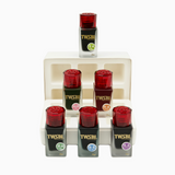 TWSBI 1971 Ink 6 pack 18ml Bottles