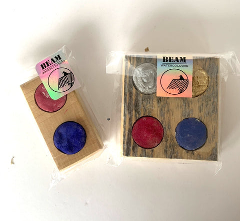 BeamPaints Wood Blocks