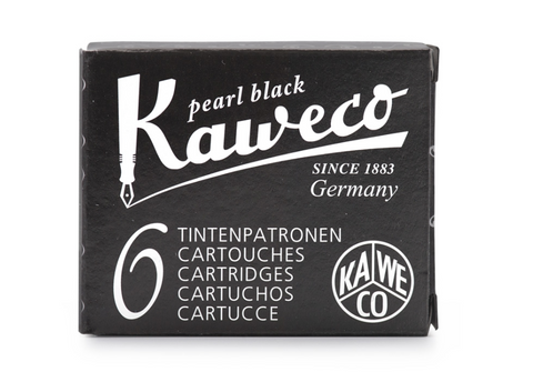 Kaweco Ink Cartridges 6 pieces