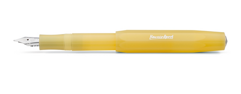 Kaweco Sport Frosted Sweet Banana