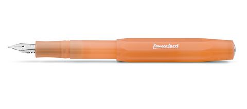 Kaweco Sport Frosted Soft Mandarin