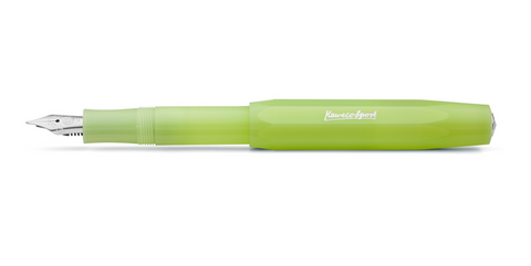 Kaweco Sport Frosted Fine Lime