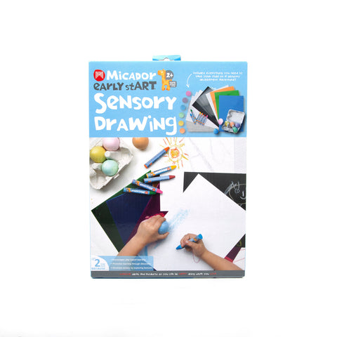 Micador Sensory Drawing Pack