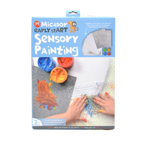 Micador Sensory Painting Pack