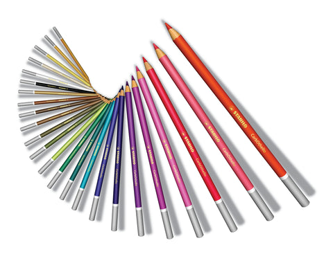 Stabilo CarbOthello Pastel Pencil (set of 24)