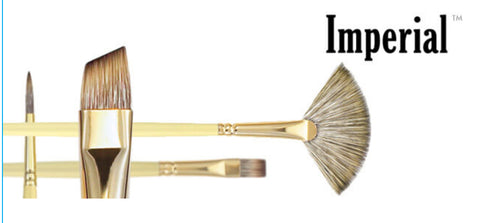 Imperial Acrylic and Oil Brushes