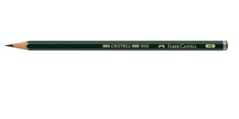 Faber Castell 9000 Drawing Pencils