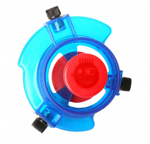 Lomography Fish Eye circle cutter