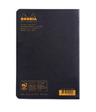 Sketchbook Rhodia Lined Notebook -Black