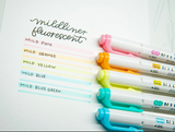 Mildliner Double-Ended Highlighters