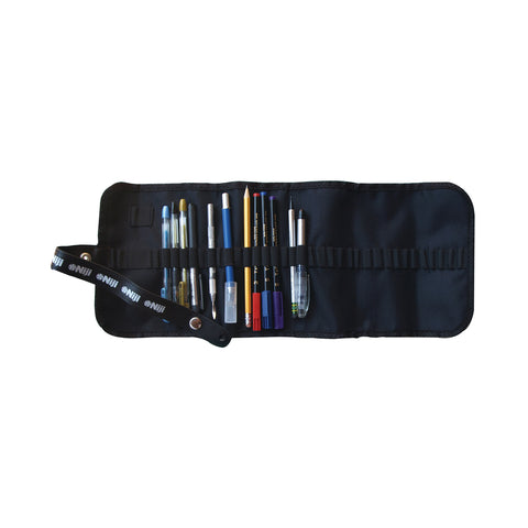 Pencil Case Roll 36 pencil capacity