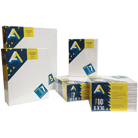Economy Canvas Super Value Packs
