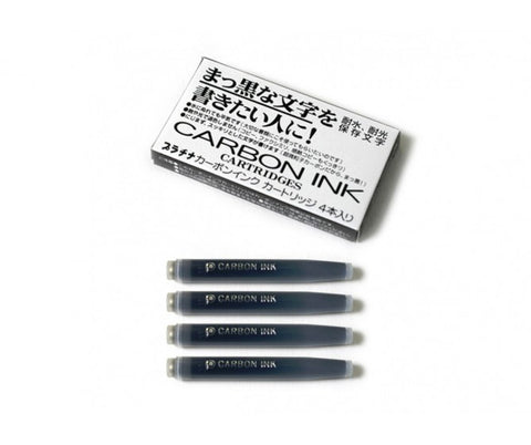 Platinum Carbon Ink Cartridges