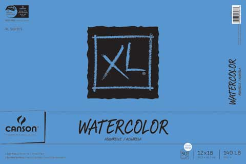 XL Watercolour Pads