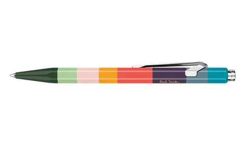 Ballpoint Pen 845 PAUL SMITH Coral Pink - Limited Edition