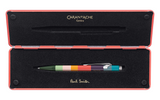 Caran D'ache - Ballpoint Pen 845 PAUL SMITH Coral Pink - Limited Edition