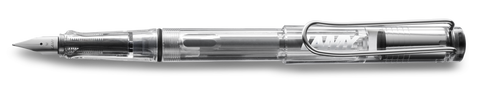 Lamy Vista Clear Fountain Pen