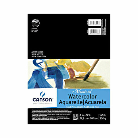 Canson Artist Series Watercolour Pad
