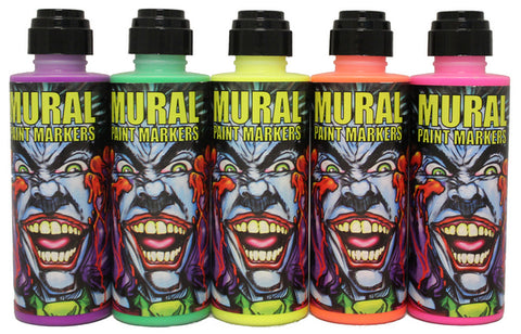 Mural Paint Markers 4oz