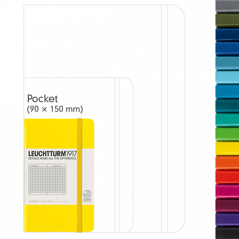 Hardcover Pocket Notebooks A5