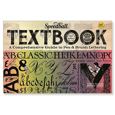 Speedball Textbook, 24th Edition